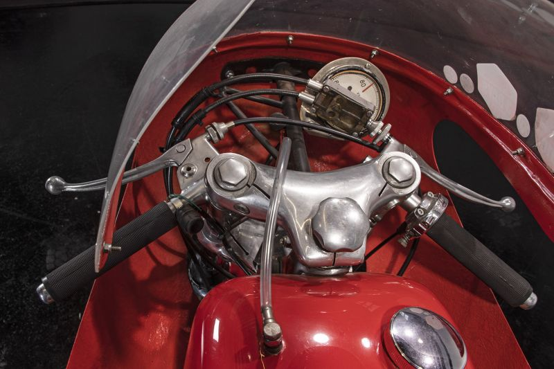 1969 Aermacchi Harley-Davidson 350 Ala d'oro 61129