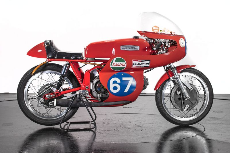 1969 Aermacchi Harley-Davidson 350 Ala d'oro 61115