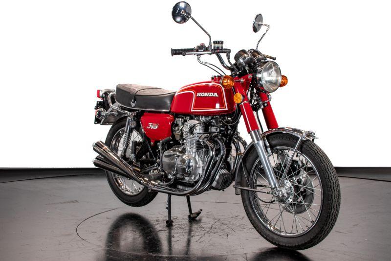1973 Honda CB 350 Four 73278