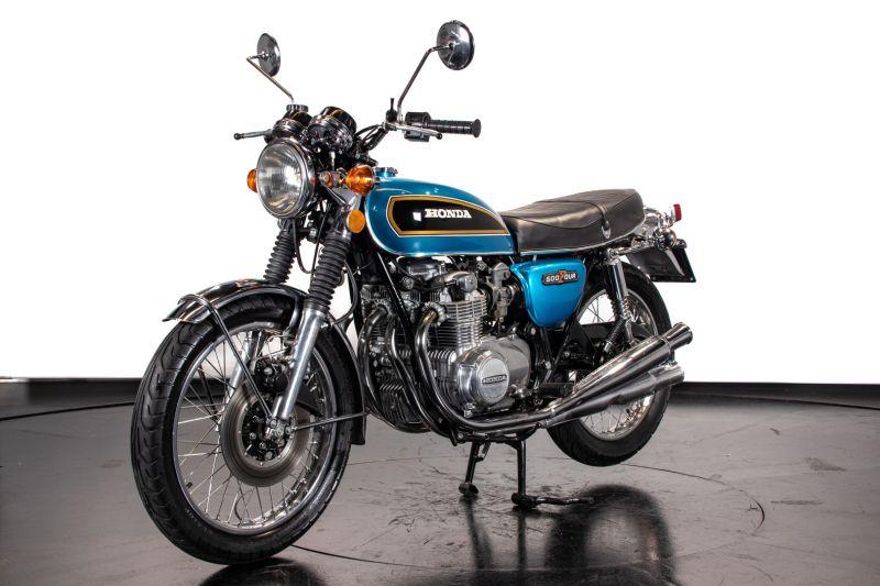 1976 Honda CB 500 Four 73311