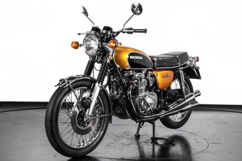 1972 Honda CB 500 Four 77614