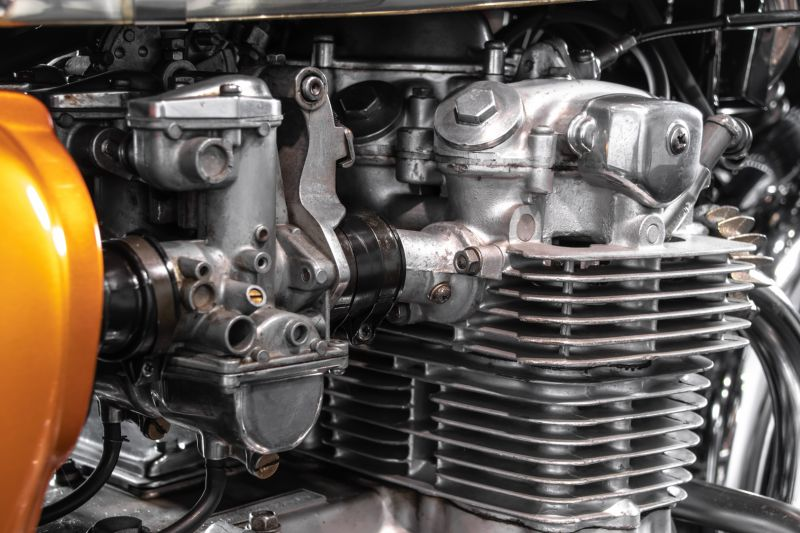 1972 Honda CB 500 Four 77635