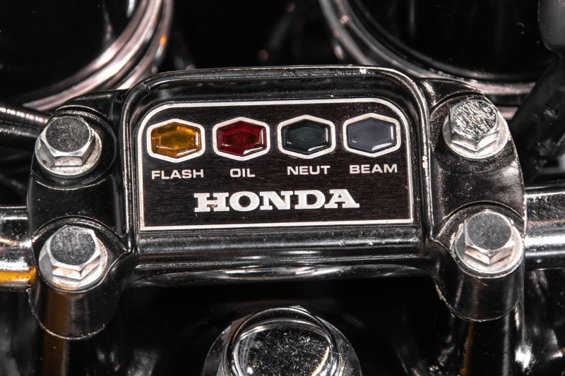 1972 Honda CB 500 Four 77643