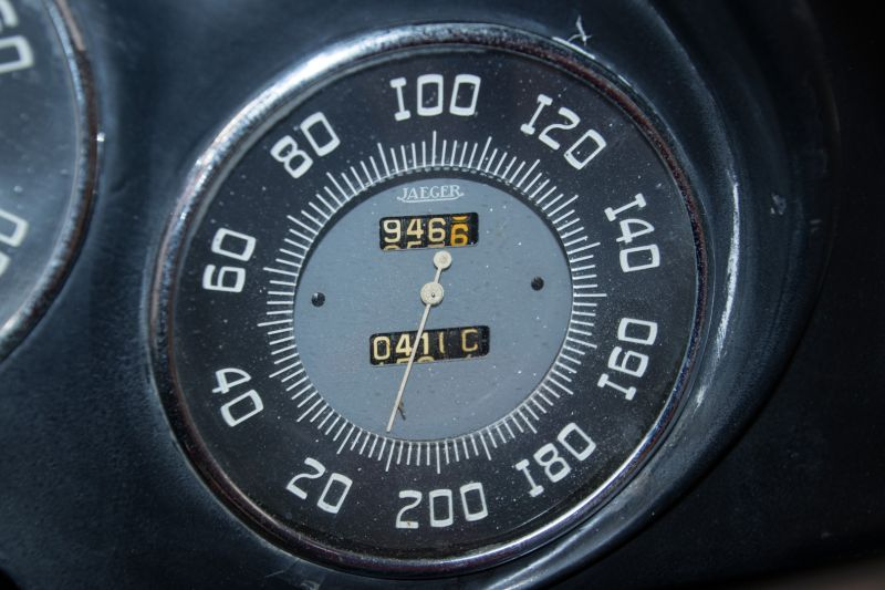 1958 Lancia Appia GTZ 17272
