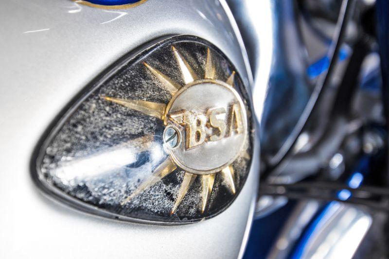 1962 BSA 650 42063