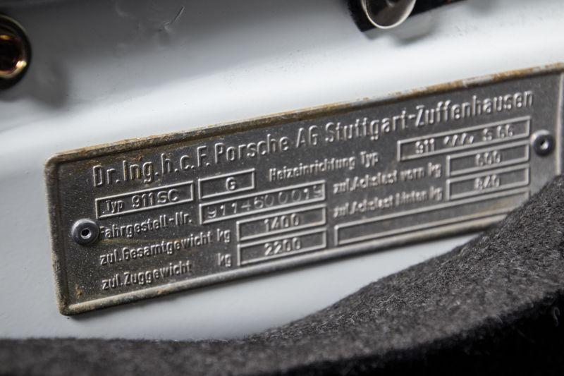 1973 Porsche 911 Carrera 2.7 18288