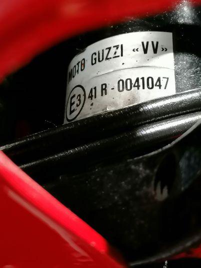 1985 Moto Guzzi le mans 1000 57540