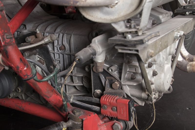 "1982 Lancia Rally 037 ""stradale"" 14763"