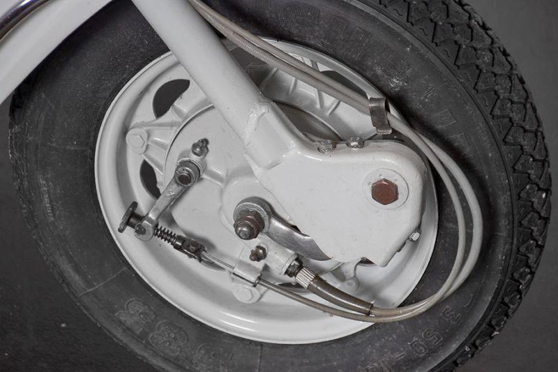 1967 Innocenti Lambretta 150 Special 42010