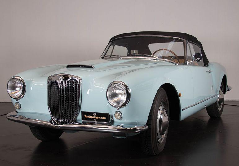 1958 Lancia Aurelia B24 15702