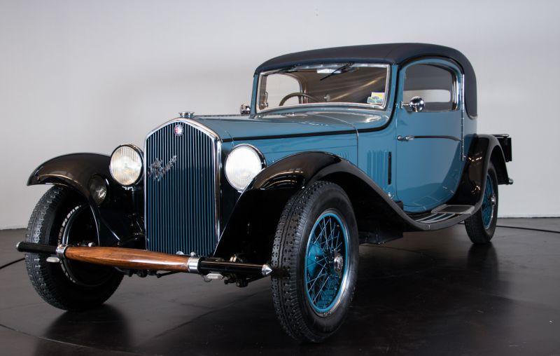 1931 Alfa Romeo 6C 1750 GTC 21552