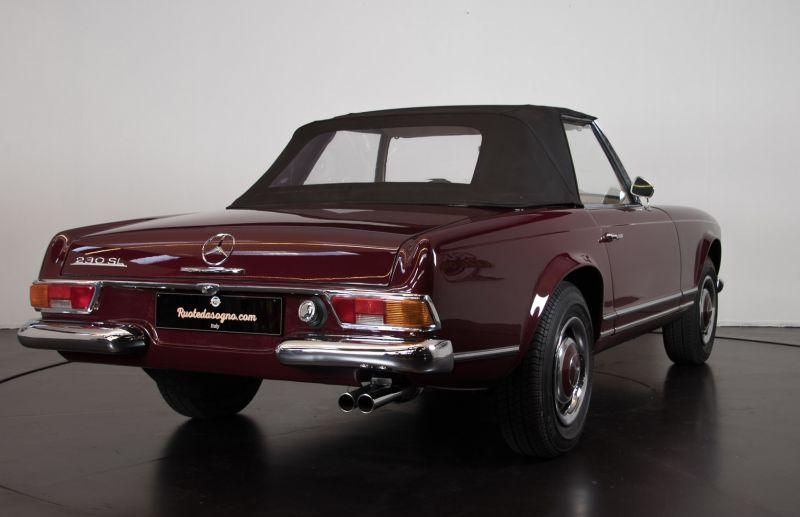 1963 Mercedes-Benz 230 SL 15928
