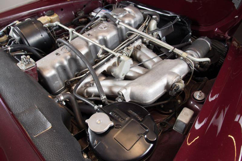 1963 Mercedes-Benz 230 SL 15955