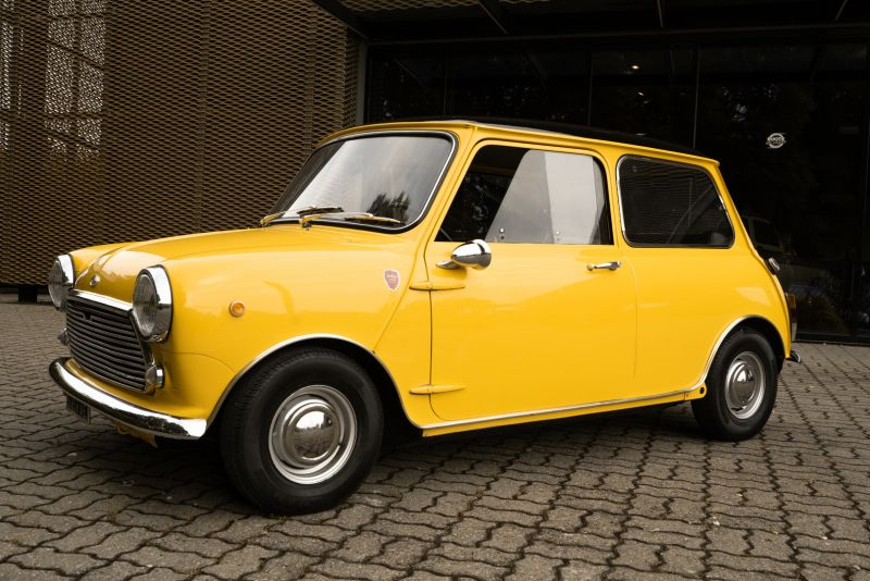 1968 Innocenti Mini Cooper MK1 73546