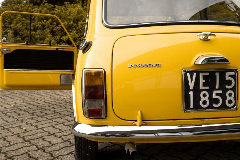 1968 Innocenti Mini Cooper MK1 73567