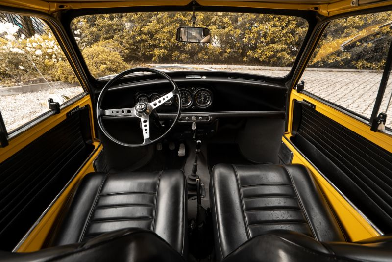 1968 Innocenti Mini Cooper MK1 73576