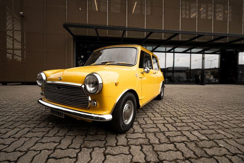 1968 Innocenti Mini Cooper MK1 73548