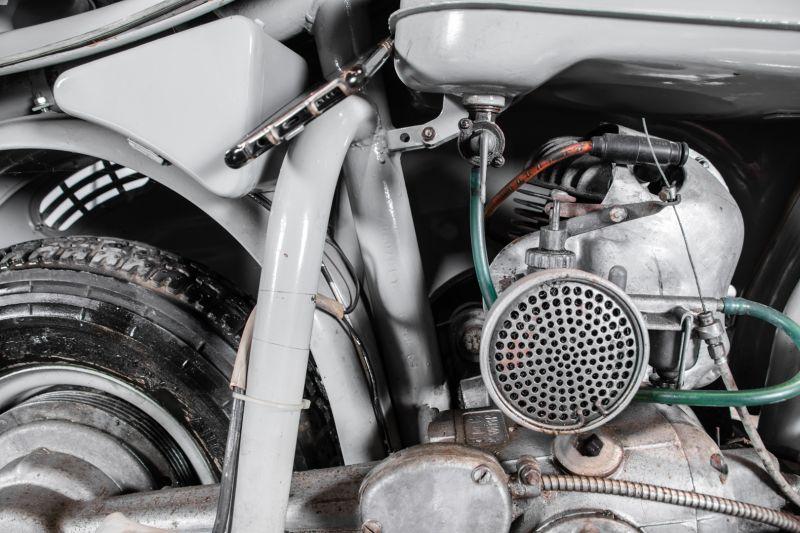 1954 Innocenti Lambretta LD125 79624