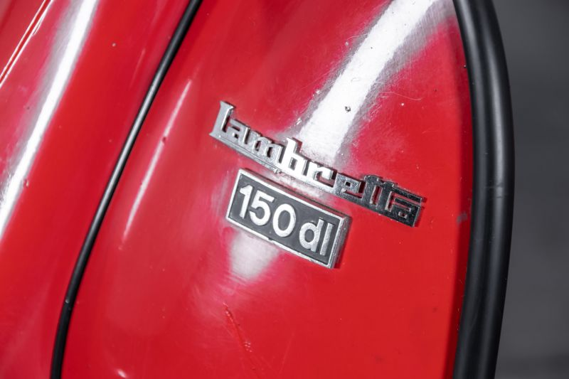 1970 Innocenti Lambretta DL150 Macchia Nera 82456