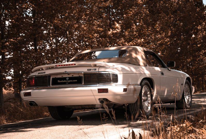 1995 Jaguar XJS Convertible V12 70400