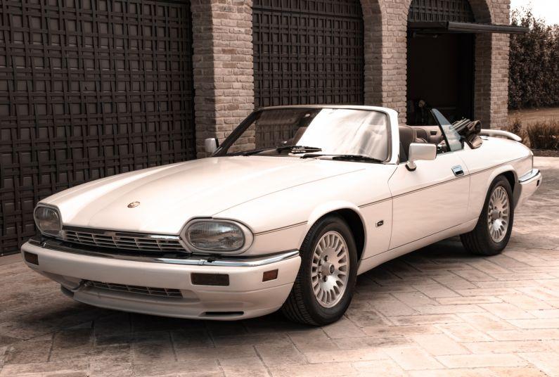 1995 Jaguar XJS Convertible V12 70406