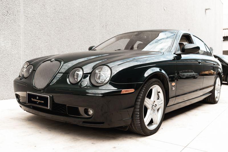 2002 Jaguar S-Type R 4.2 V8 81163