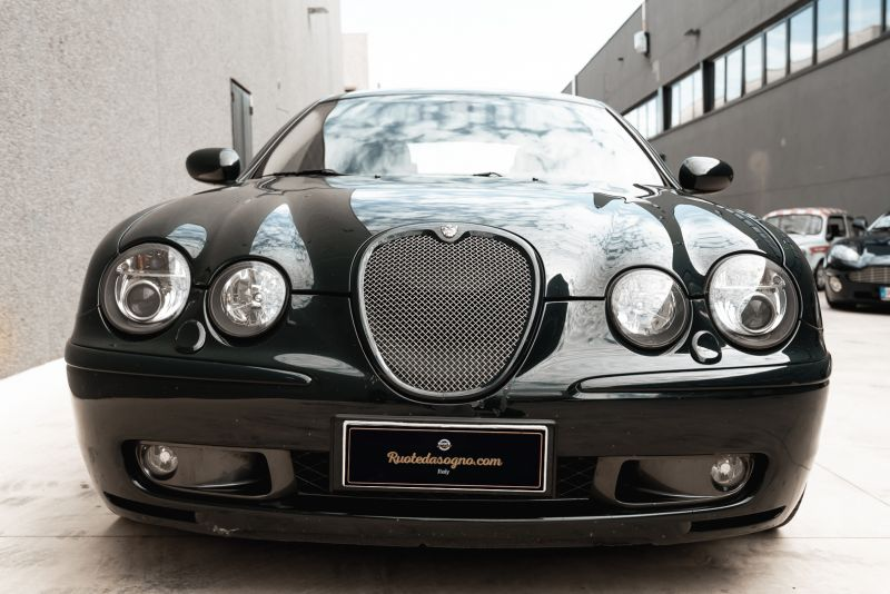 2002 Jaguar S-Type R 4.2 V8 81162