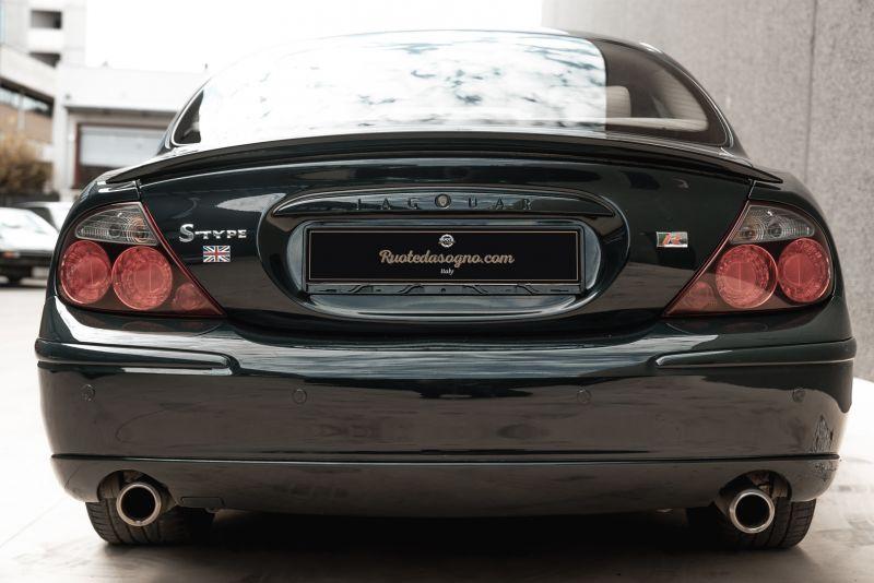 2002 Jaguar S-Type R 4.2 V8 81167