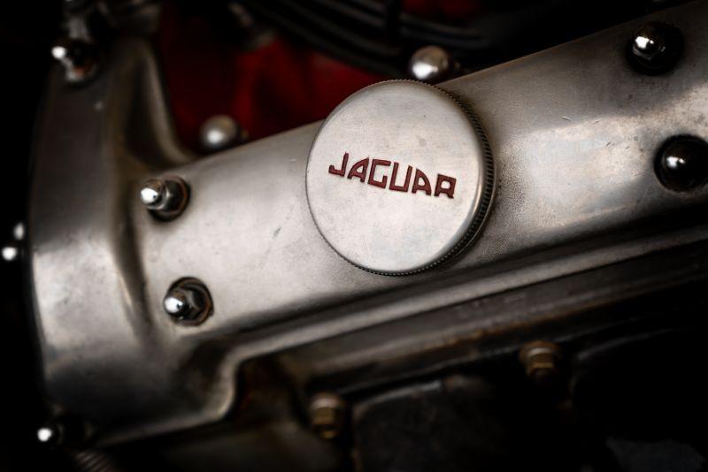 1955 Jaguar XK140 FHC SE 60911