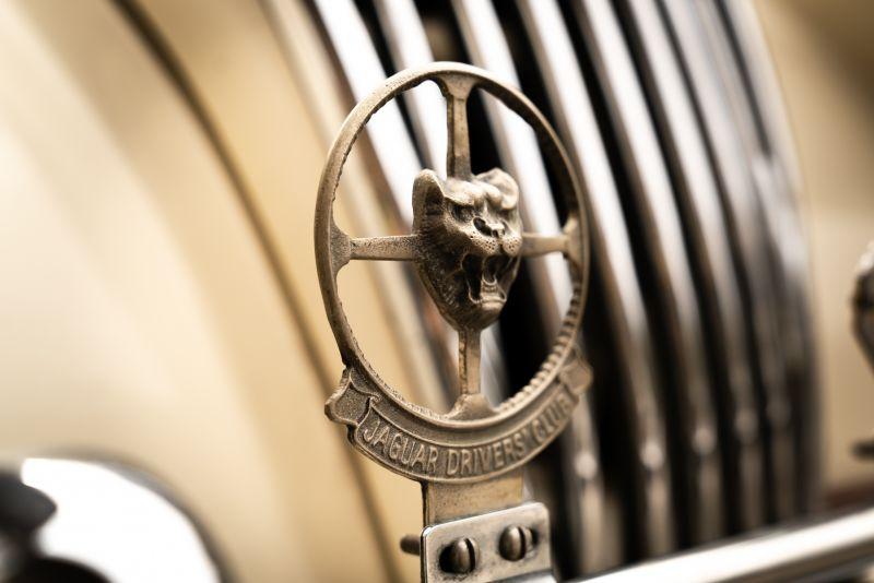 1955 Jaguar XK140 FHC SE 60920