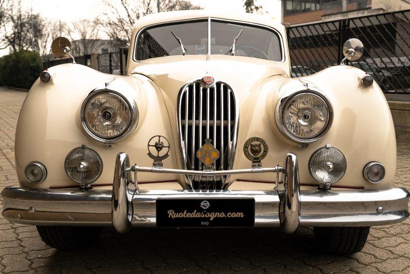 1955 Jaguar XK140 FHC SE 60881