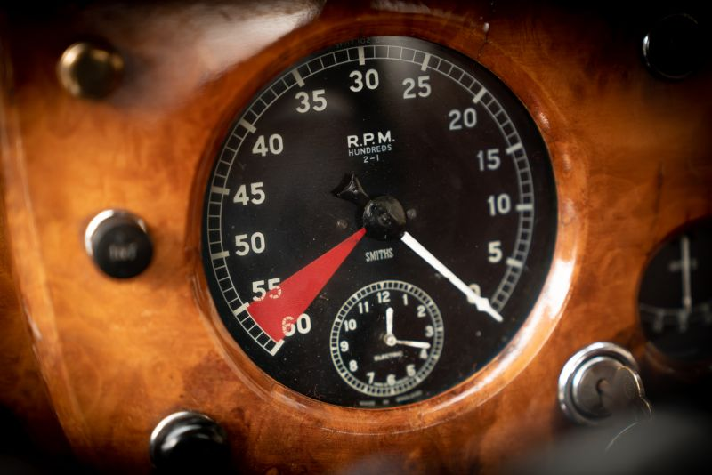1955 Jaguar XK140 FHC SE 60899