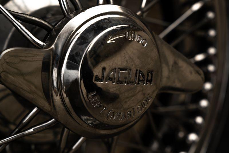 1955 Jaguar XK140 FHC SE 60922