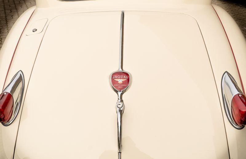 1955 Jaguar XK140 FHC SE 60883