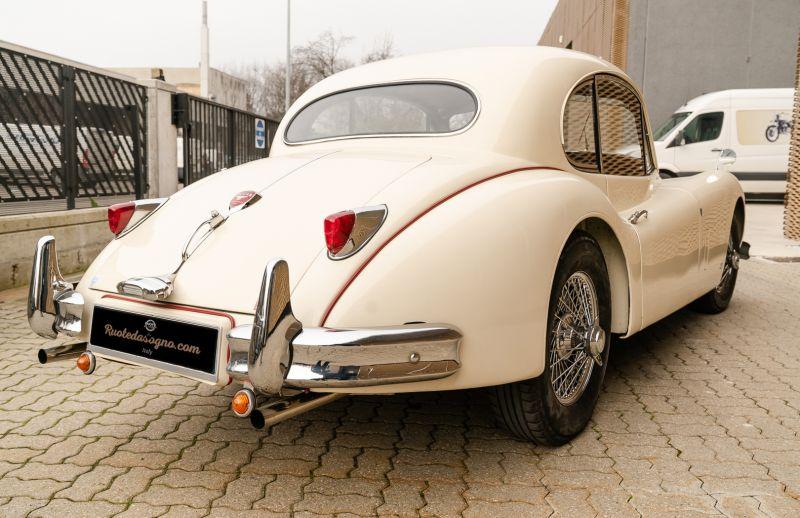 1955 Jaguar XK140 FHC SE 60885