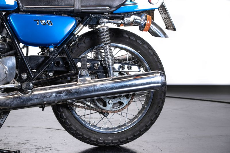 1972 Kawasaki H2 Mach 750 72212