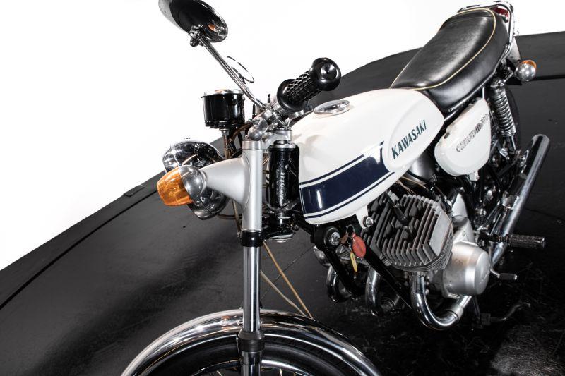 1970 Kawasaki Mach III H1 500 62096
