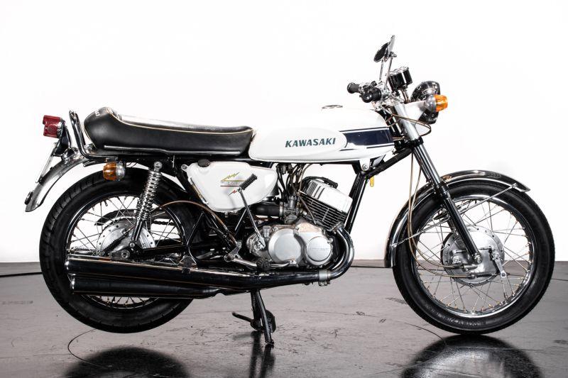 1970 Kawasaki Mach III H1 500 62075