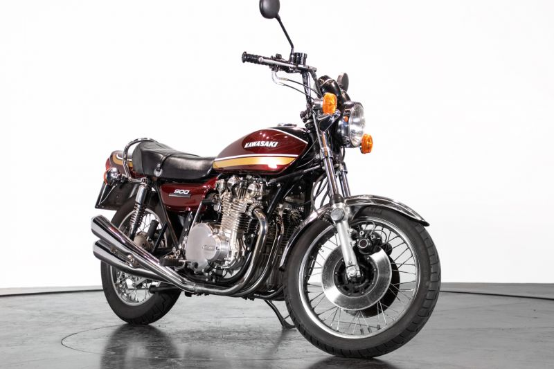 1975 Kawasaki Z1 Super 4 40650