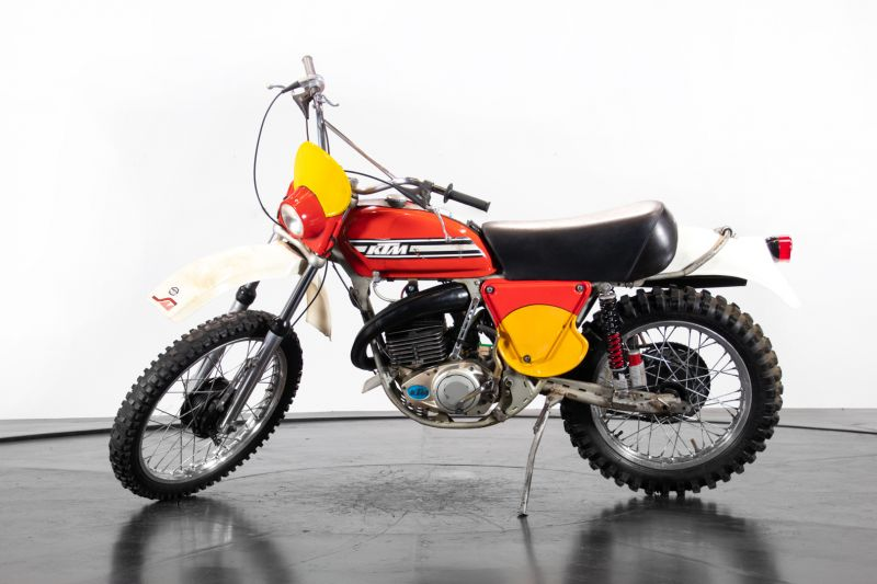 1976 KTM 125 74980