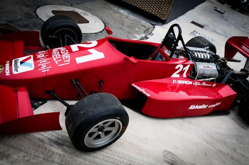 1985 March F3000 85B-16 60185