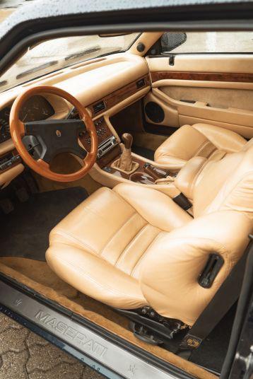 1992 Maserati Ghibli 81401