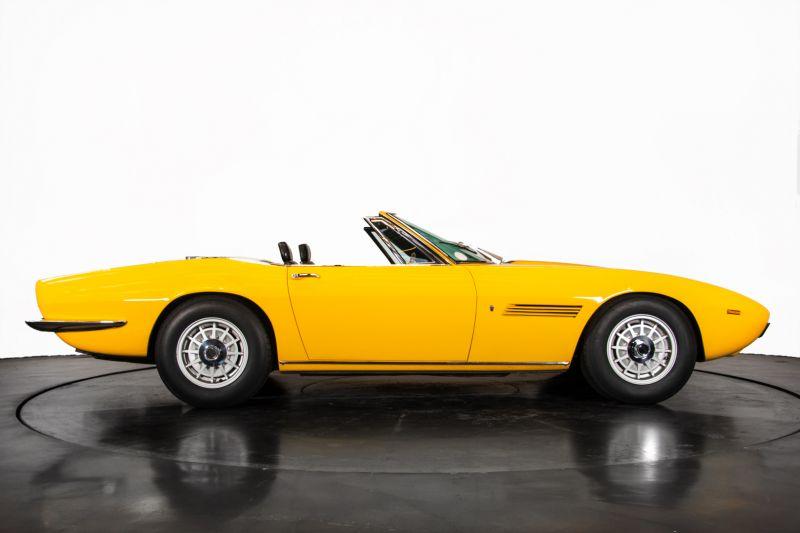 Maserati Ghibli Spider 23124