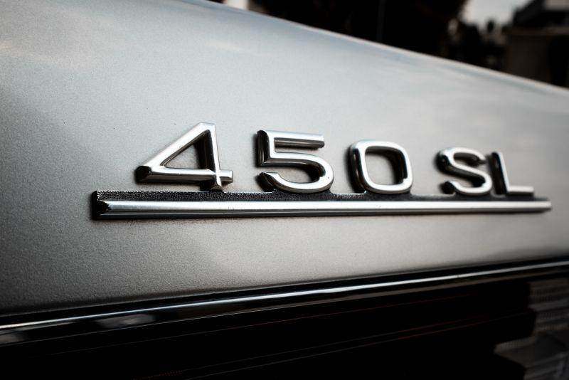 1977 Mercedes-Benz SL 450 73673