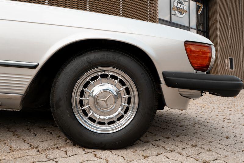 1977 Mercedes-Benz SL 450 73672