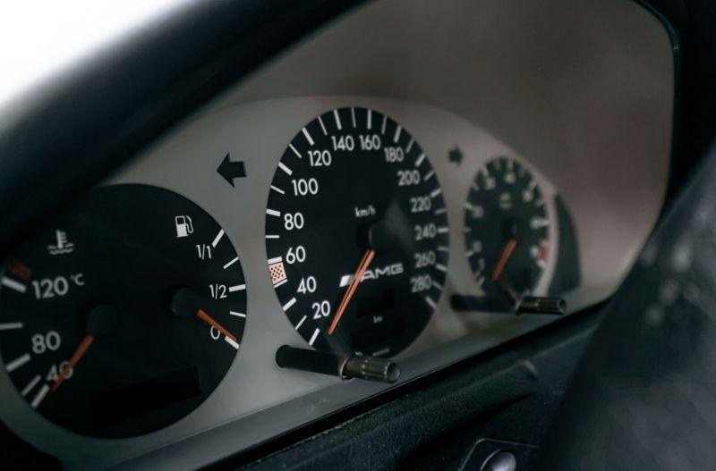 1995 Mercedes Benz C36 AMG 75826