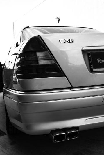 1995 Mercedes Benz C36 AMG 75805
