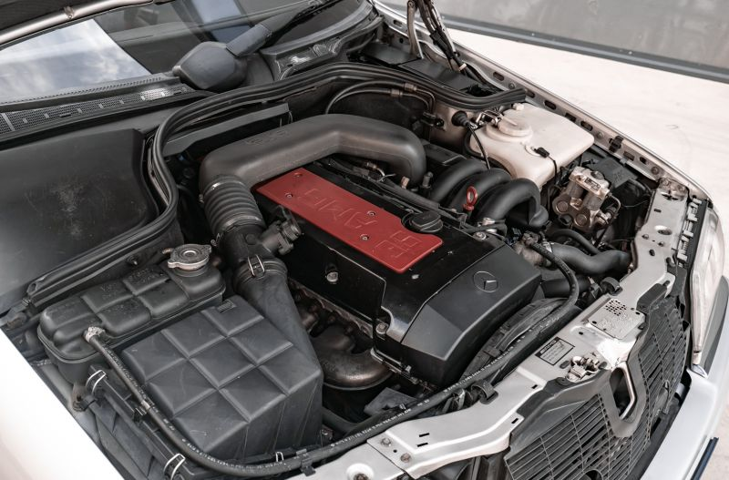 1995 Mercedes Benz C36 AMG 75836