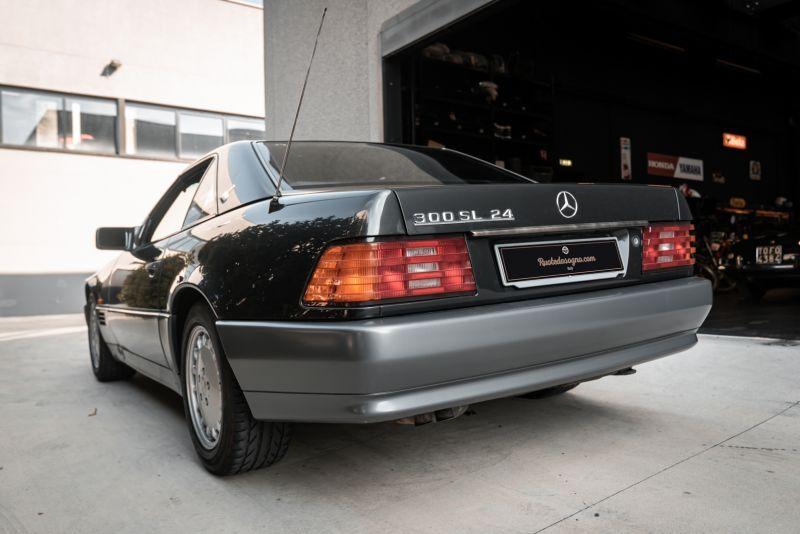 1992 Mercedes Benz 300 SL 24 V 80597