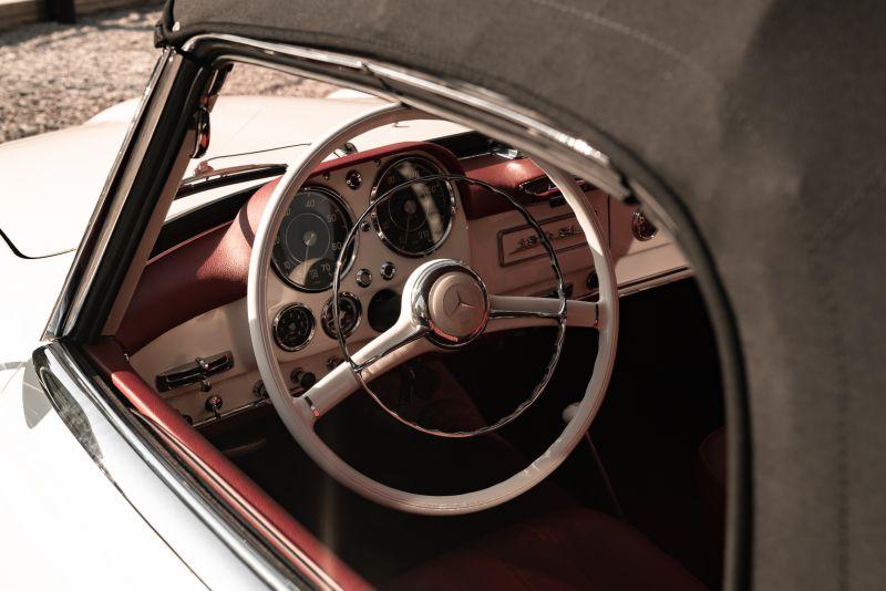 1959 Mercedes-Benz 190 SL 82294